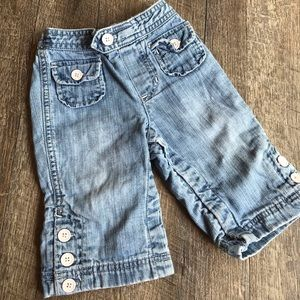 Gap Infant girl jeans